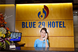 Blue Hanoi Inn Centre Hotel