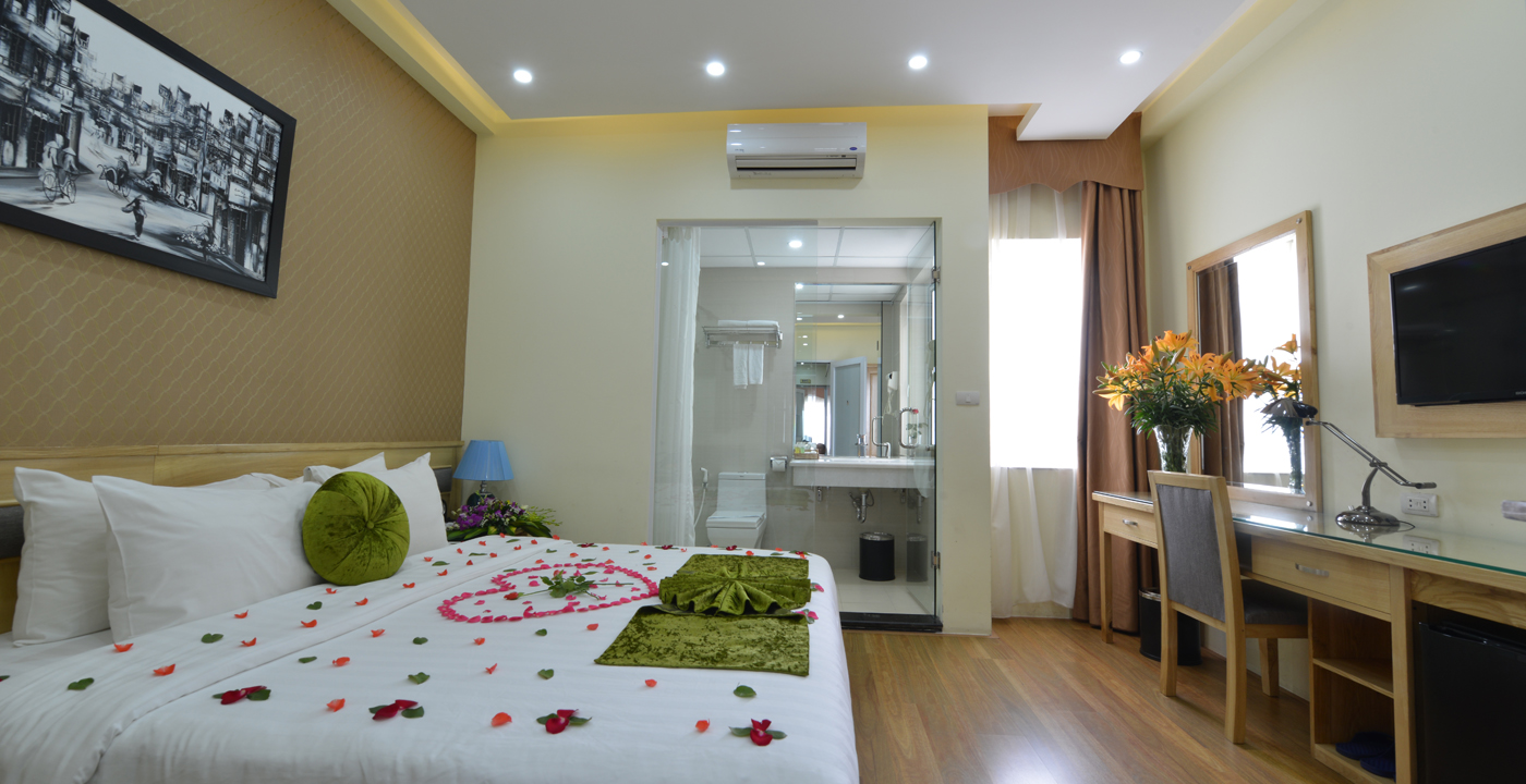 Phòng Deluxe room