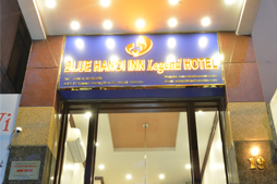 Blue Hanoi inn Legend Hotel
